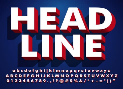 Best Fonts for Your Titles and Headlines