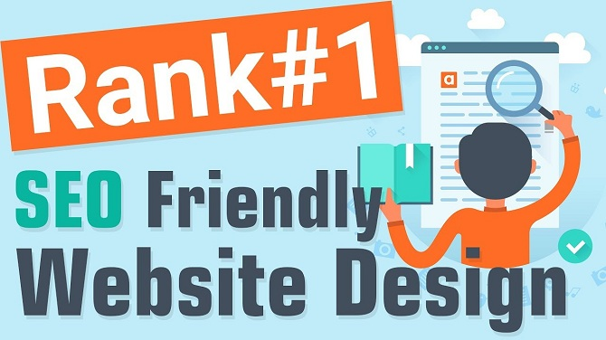 SEO-Friendly website Design