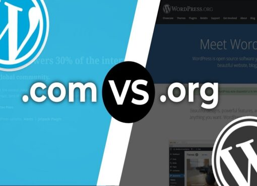 WordPress com to WordPress org